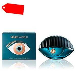 Kenzo - KENZO WORLD INTENSE eau de parfum spray 50 ml ab 49.14 (91.00) Euro im Angebot