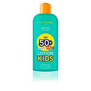 Mediterraneo Sun - KIDS LOTION swim & play SPF50 200 ml ab 10.01 (15.75) Euro im Angebot
