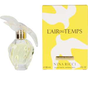 Nina Ricci - L'AIR DU TEMPS eau de toilette spray 30 ml ab 34.99 (41.50) Euro im Angebot