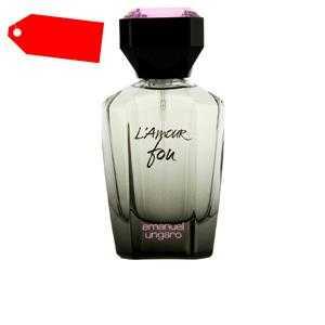 Emanuel Ungaro - L'AMOUR FOU eau de parfum spray 100 ml ab 24.73 (87.00) Euro im Angebot