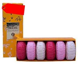 Acqua Di Parma - LE NOBILI perfumed soap 6 x 50 gr ab 40.00 (45.00) Euro im Angebot