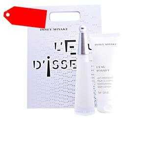 Issey Miyake - L'EAU D'ISSEY set ab 31.38 (51.35) Euro im Angebot
