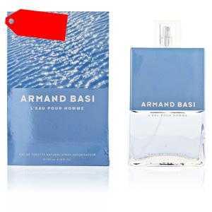 Armand Basi - L'EAU POUR HOMME eau de toilette spray 125 ml ab 23.34 (57.58) Euro im Angebot