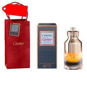Cartier - L'ENVOL METAMORPHOSE limited edition eau de parfum spray 80 ml ab 61.73 (70.00) Euro im Angebot