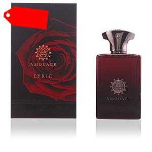 Amouage - LYRIC MAN eau de parfum spray 100 ml ab 158.04 (232.18) Euro im Angebot
