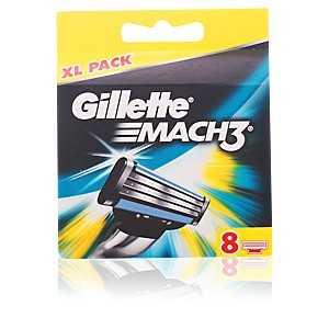 Gillette - MACH 3 cargador 8 recambios ab 12.77 (20.75) Euro im Angebot