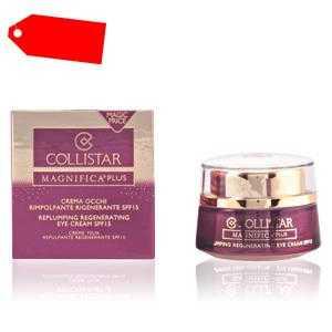 Collistar - MAGNIFICA PLUS replumping regenerating eye cream SPF15 15 ml ab 27.75 (65.90) Euro im Angebot