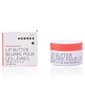Korres - MANGO lip butter 6 gr ab 6.97 (10.20) Euro im Angebot