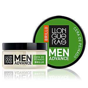 Llongueras - MEN ADVANCE BRILLO cera de peinado 85 ml ab 6.34 (0.00) Euro im Angebot