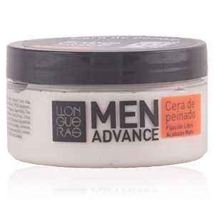 Llongueras - MEN ADVANCE ORIGINAL cera de peinado 85 ml ab 5.45 (6.00) Euro im Angebot