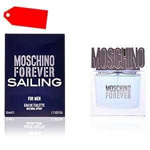 Moschino - MOSCHINO FOREVER SAILING eau de toilette spray 50 ml ab 27.04 (54.08) Euro im Angebot