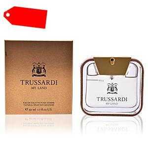 Trussardi - MY LAND eau de toilette spray 50 ml ab 31.27 (69.00) Euro im Angebot