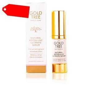 Gold Tree Barcelona - NATURAL BOTOX ultimate serum 15 ml ab 36.45 (65.00) Euro im Angebot