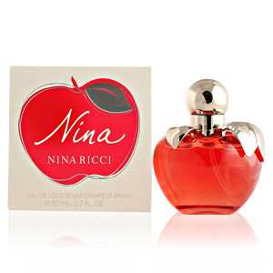 Nina Ricci - NINA eau de toilette spray 50 ml ab 54.95 (67.00) Euro im Angebot