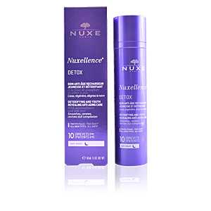 Nuxe - NUXELLENCE detox soin nuit anti-âge rechargeur jeunesse 50ml ab 32.45 (54.05) Euro im Angebot
