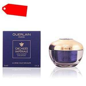 Guerlain - ORCHIDÉE IMPÉRIALE crème cou & décolleté 75 ml ab 211.35 (343.07) Euro im Angebot