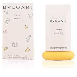 Bvlgari - PETITS ET MAMANS shampoo shower gel 200 ml ab 17.94 (28.00) Euro im Angebot