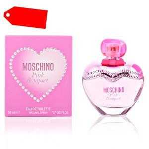 Moschino - PINK BOUQUET eau de toilette spray 50 ml ab 17.63 (62.60) Euro im Angebot