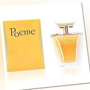 Lancôme - POÊME limited edition eau de parfum spray 100 ml ab 78.35 (112.00) Euro im Angebot