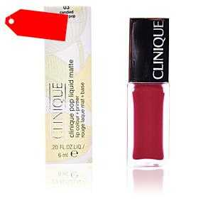 Clinique - POP LIQUID matte #03-candied apple pop ab 17.76 (23.50) Euro im Angebot