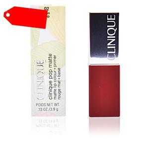 Clinique - POP matte lip color + primer #02-icon pop ab 17.84 (26.00) Euro im Angebot