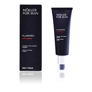 Anne Möller - POUR HOMME global anti-aging cream 50 ml ab 21.90 (39.50) Euro im Angebot