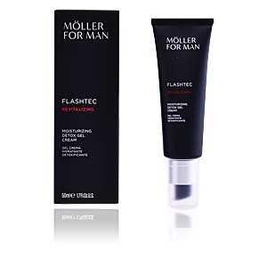 Anne Möller - POUR HOMME moisturizing detox gel cream 50 ml ab 21.16 (37.00) Euro im Angebot
