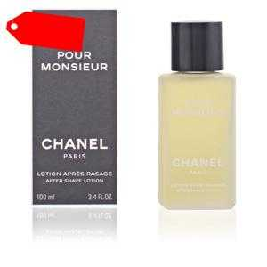 Chanel - POUR MONSIEUR after-shave 100 ml ab 59.85 (0.00) Euro im Angebot
