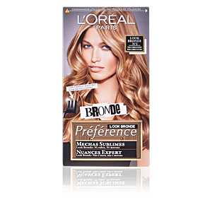 L'Oréal París - PREFERENCE MECHAS SUBLIMES #002-dark to light blonde ab 9.66 (11.00) Euro im Angebot