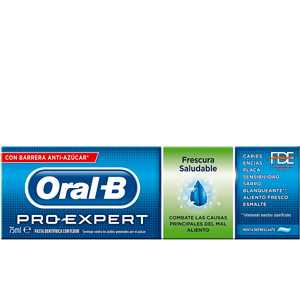 Oral-b - PRO-EXPERT frescura saludable pasta dentífrica 75 ml ab 4.55 (0.00) Euro im Angebot