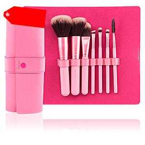 Beter - PROFESSIONAL PINK estuche-manta 7 brochas make up ab 21.21 (43.00) Euro im Angebot
