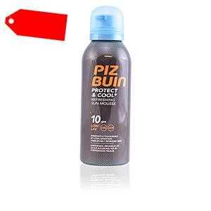 Piz Buin - PROTECT & COOL sun mousse SPF10 150 ml ab 7.65 (24.00) Euro im Angebot