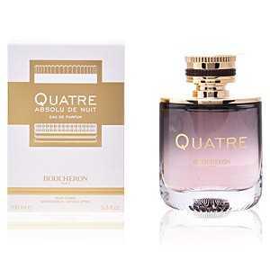 Boucheron - QUATRE ABSOLU DE NUIT POUR FEMME eau de parfum spray 100 ml ab 43.11 (102.00) Euro im Angebot