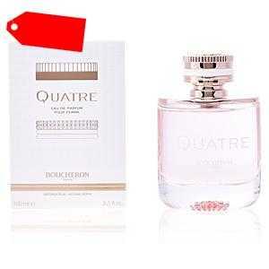 Boucheron - QUATRE POUR FEMME eau de parfum spray 100 ml ab 38.77 (96.00) Euro im Angebot