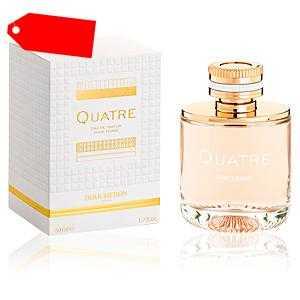 Boucheron - QUATRE POUR FEMME eau de parfum spray 50 ml ab 27.96 (65.00) Euro im Angebot