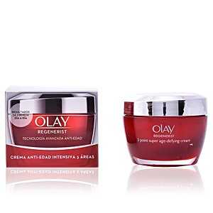 Olay - REGENERIST 3 AREAS crema anti-edad intensiva 50 ml ab 22.71 (39.50) Euro im Angebot