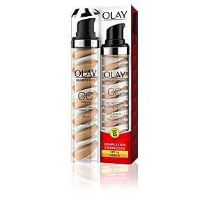Olay - REGENERIST CC CREAM complexion corrector SPF15 #medio ab 24.05 (39.50) Euro im Angebot
