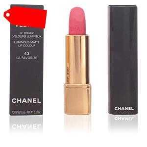 Chanel - ROUGE ALLURE VELVET #43-la favorite ab 32.52 (35.00) Euro im Angebot