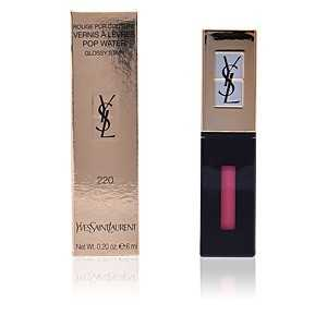 Yves Saint Laurent - ROUGE PUR COUTURE POP WATER vernis à lèvres #220-nude steam ab 26.81 (36.50) Euro im Angebot