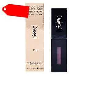 Yves Saint Laurent - ROUGE PUR COUTURE vernis à lèvres vinyl cream #418 purple sound ab 28.96 (36.50) Euro im Angebot