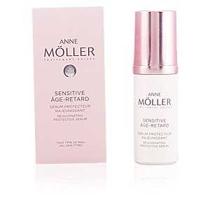 Anne Möller - SENSITIVE ÂGE-RETARD sérum 30 ml ab 25.31 (46.00) Euro im Angebot