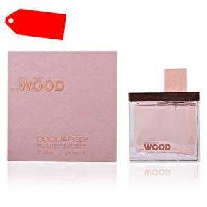 Dsquared2 - SHE WOOD eau de parfum spray 100 ml ab 41.22 (103.05) Euro im Angebot