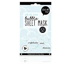 Oh K! - SHEET FACE MASK bubble exfoliate and cleanse 20 ml ab 8.62 (9.75) Euro im Angebot