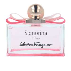 Salvatore Ferragamo - SIGNORINA IN FIORE eau de toilette spray 100 ml ab 52.15 (89.00) Euro im Angebot