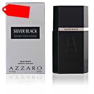Azzaro - SILVER BLACK eau de toilette spray 100 ml ab 18.00 (68.75) Euro im Angebot