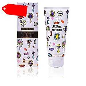 Moschino - SO REAL CHEAP AND CHIC körperlotion 200 ml ab 20.49 (33.50) Euro im Angebot