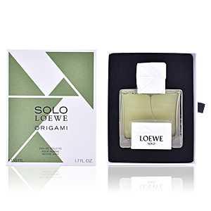 Loewe - SOLO LOEWE ORIGAMI eau de toilette spray 50 ml ab 37.03 (77.00) Euro im Angebot