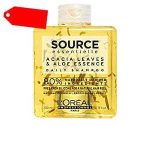 L'Oréal Professionnel - SOURCE ESSENTIELLE daily shampoo acacia leaves & aloe 300 ml ab 11.35 (19.95) Euro im Angebot