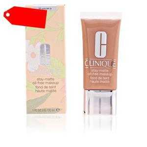 Clinique - STAY-MATTE oil-free makeup #14-vanilla ab 24.85 (35.00) Euro im Angebot