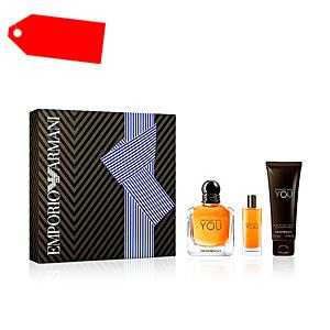 Giorgio Armani - STRONGER WITH YOU set ab 56.75 (93.10) Euro im Angebot